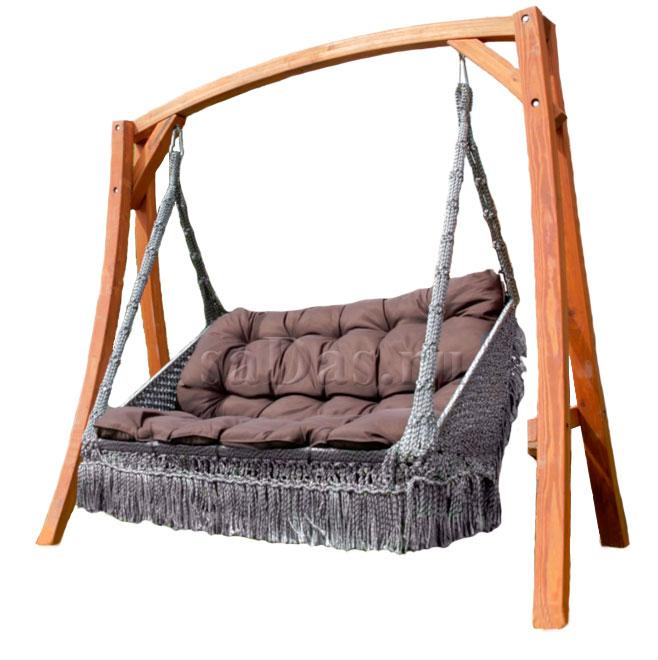 Из чего сделать каркас для кресло-гамак своими руками