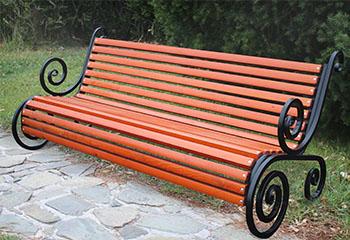 Cадовые и парковые скамейки Cкамейки для дачи деревянные